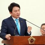 """원희룡 """"소득주도성장론, 정책의도와 반대 결과 나올 수 있어"""""""