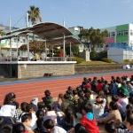 동홍119센터, 서귀서초등학교 합동 소방훈련