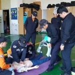 서귀포소방서, 119센터 심정지 환자팀 대상 CPR 매뉴얼 교육