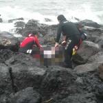 제주 해안가 갯바위서 40대 남성 숨진채 발견