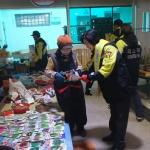 구좌119센터, 안전 겨울 나기 화재예방 캠페인 전개