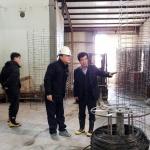 제주지방조달청, 콘크리트제품 제조업체 현장방문
