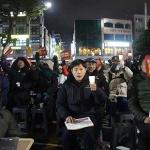 """제주, 3차 촛불집회...""""영리병원 철회, 원희룡 퇴진"""""""