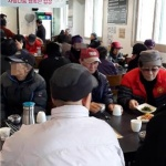 로또돼지, 용담2동 '사랑나눔 행복밥상' 무료급식 봉사