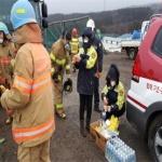 중문의용소방대, 화재진압 지원 활동