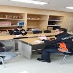 중문119센터, 중문오일시장 화재예방교육