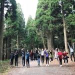 서귀포 치유의숲, 새 학기 새 출발 '벤조롱 힐링의 숲' 운영