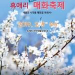2019 제주 휴애리 매화축제 다음달 8일 개막