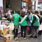 용담2동, 전통시장 이용 캠페인 전개
