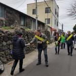 용담2동 지역자율방재단, 안전문화 캠페인 전개