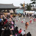 2019 탐라국입춘굿, 원도심 거리 곳곳서 펼쳐져