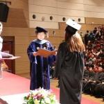 제주관광대, 제25회 학위수여식 개최...707명 졸업