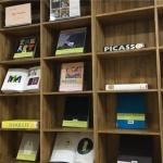 제주꿈바당어린이도서관, 미술 주제 특별 도서 전시