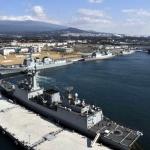 강정 민군복합항에 15만톤급 대형 크루즈 첫 입항