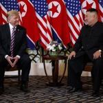 """트럼프 """"北 엄청난 잠재력"""" 김정은 """"훌륭한 결과 확신"""""""
