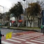 새마을지도자 대륜동협의회, 안전한 등굣길 위한 교통캠페인 전개