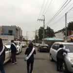 서홍동주차문화개선추진위원회, 불법주·정차 계도 및 홍보