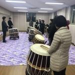 서홍동주민자치센터, 난타교실 개강
