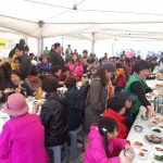 구좌읍, 새마을부녀회 제주들불축제 향토음식점 운영