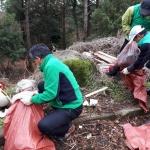 중문동새마을지도자협의회, 방치폐기물 일제수거 활동 전개