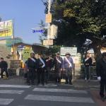 중앙동, 개학기 학교주변 안전문화 캠페인 실시