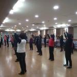 용담2동 상반기 주민자치센터 프로그램 운영