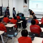 대정119센터·대정여성의용소방대, 일자리 사업참여자 안전교육