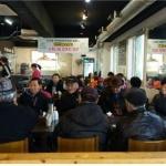 로또돼지, 용담2동 '사랑나눔 행복밥상' 무료급식 행사