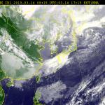 [내일 날씨] 흐리고 산발적 비, 5~20mm...미세먼지 농도는?
