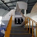 제주항공우주박물관, 중력가속도(G-Force) 체험훈련기구  도입