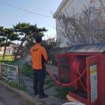 우도 119지역센터, 소방용수시설 일제점검 실시