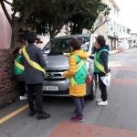 용담2동새마을부녀회, 기초질서 지키기 캠페인 전개