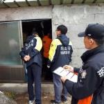 대정119센터, 사회취약계층 주거시설 안전점검