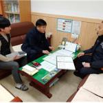 한림119센터, 화재취약대상 소방지휘관 현장 확인 점검