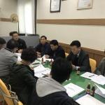 중앙동통장협의회, 3월 정례회의 개최
