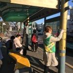 중문동, 봄맞이 교통안전캠페인 실시