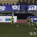 [백호기 축구대회] 제주중앙고, 대기고 꺾고 결승 진출