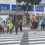 용담2동, 기초질서 지키기 거리질서 캠페인 전개