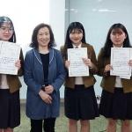 서귀포여고, 4.3작가와 함께하는 평화인권 글쓰기 진행