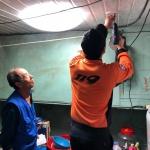 항만119센터, 화재취약 계층 주택용소방시설 보급