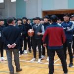 한라중, 2019 사제동행 한마음 단합체육대회 개최