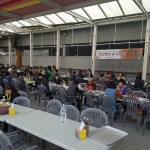 중앙동새마을부녀회, 불우이웃돕기 향토음식체험장터 운영