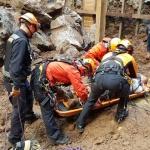 제주, 신축 건물 공사현장서 추락사고...2명 부상