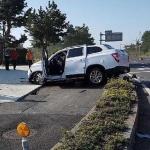 제주, 출근길 교통사고 해양경찰관 등 3명 사상