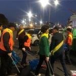 용담2동, 기초질서 지키기 클린하우스 불법 쓰레기 단속 활동