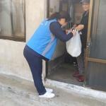 용담2동장애인 지원협의회 저소득 장애인 밑반찬 전달