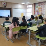 시흥초, 고려대학교 대학생들과 화상으로 영어공부 시작