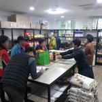 행복나눔 희망뱅크, 기초수급자 대상 생필품 지급
