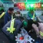 용담2동, 기초질서 지키기 클린하우스 불법쓰레기 단속 활동