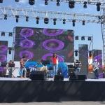 중문울림밴드, 은갈치축제서 밴드 공연 펼쳐